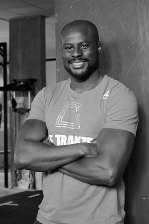 Gaël Kuseke Coach CrossFit