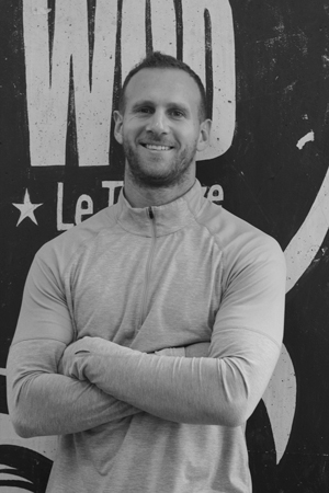 Hugo Leroux Coach CrossFit