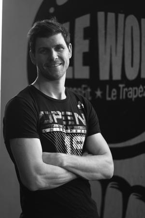 Pierre Ouvrard Coach CrossFit